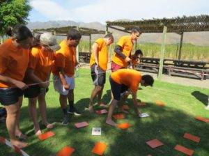 Crazy Sports Day team building memory