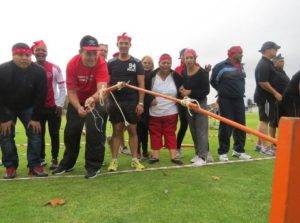Crazy Sports Day team building survivor