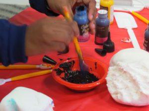 Icing on the cake team design