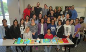 Icing on the cake team success