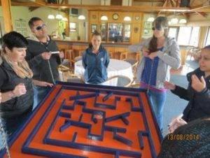 Maze Craze teamwork