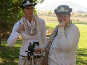 Movie making directors