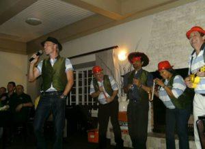 Musical Madness Cape team building