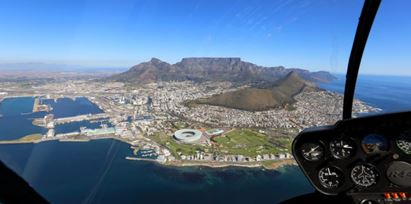 Helicopter Rides & Tours Cape Town