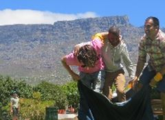 On Foot team building activities cape town