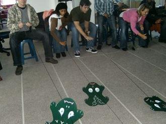 Frog Derby